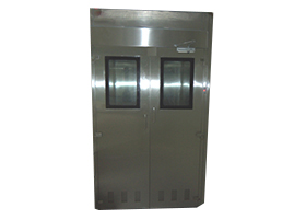 Weighing Booth Extractor